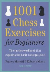 1001 Chess Exercises for Beginners