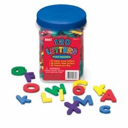 120 Foam Magnet Letters