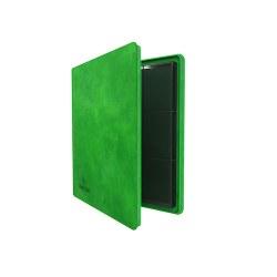 Gamegenic Zip-Up Album 24-Pocket - Green