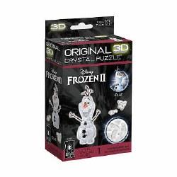 3D Crystal Puzzle - Olaf