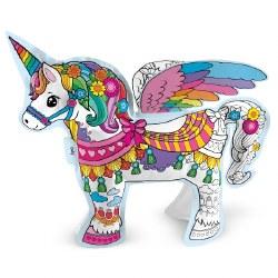 3DColorablesBallons - Unicorn