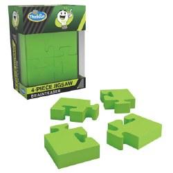 4-Piece Jigsaw Brainteaser