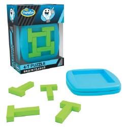 4-T Puzzle Brainteaser