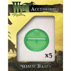 Green Translucent Bases