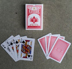 AAA Standard Playing Cards