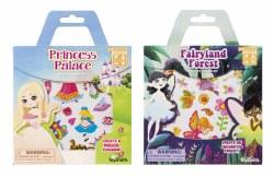Activity Sticker Kit: Princess or Fairy
