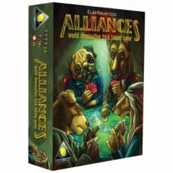 Alliances: World Domination Trick Taking