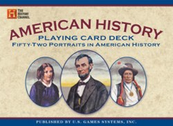 American History Playing Cards