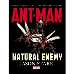 Antman: Natural Enemy HC