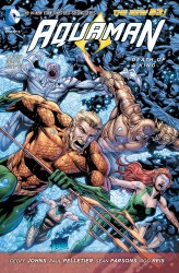 Aquaman Volume Four: Death of a King
