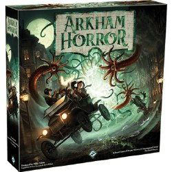 Arkham Horror, 3rd Edition.