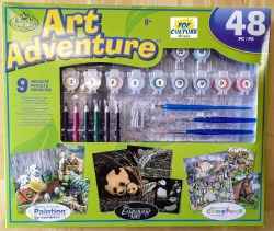 Art Adventure Value Set: Green Box