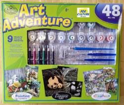 Art Adventure Value Set: Green Box