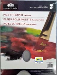 Artist Pad: 9x12 Palette Paper