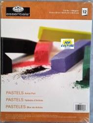 Artist Pad: 9x12 Pastels