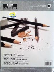 Artist Pad: 9x12 Sketching