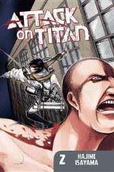 Attack on Titan Graphic Novel: Vol. 2