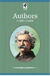 Authors Playing Cards Game