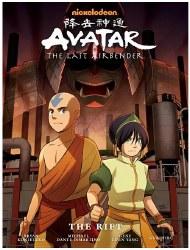 Avatar: The Last Airbender - Rift