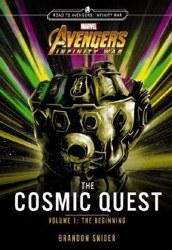 Avengers Infinity War: The Cosmic Quest