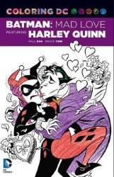 Batman: Mad Love - Harley Quinn Coloring Book