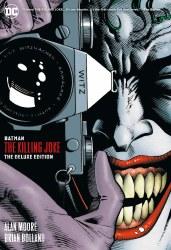 Batman: The Killing Joke Graphic Novel - Deluxe Edition