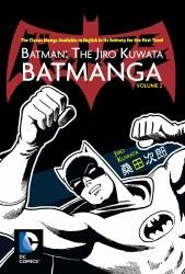 Batmanga Volume 2