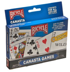 Bicycle Canasta Playing Cards