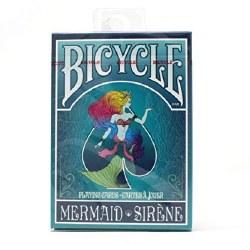 Bicycle Mermaid Playing Cards