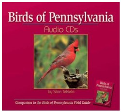 Birds of Pennsylvania Audio CDs