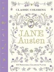 Jane Austen Classic Coloring Book