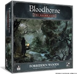 Bloodborne: The Board Game - Forbidden Woods Expansion