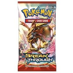 Pokemon XY Break Through Booster Pack