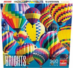Brights: Hot Air Ballons 300pc Puzzle
