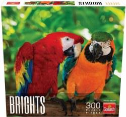 Brights: Parrots 300pc Puzzle
