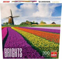 Brights: Tulips 300pc Puzzle