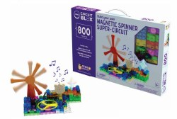 Circuit Blox - Build Your Own Magnetic Spinner Super-Circuit