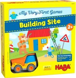 My Very First Games: Building Site