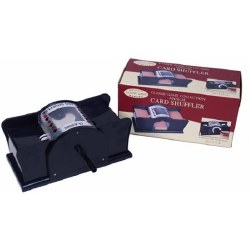 Card Shuffler: Manual 2-Deck