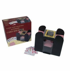 Card Shuffler: Automatic 6-Deck