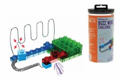 Circuit Blox - Build Yout Own Buzz Wire Challenge