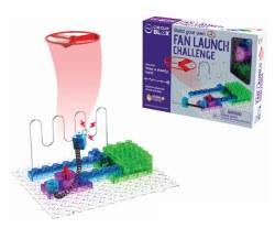 Circuit Blox - Build Your Own Fan Launch Challenge