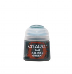 Citadel Paint: Base Caliban Green