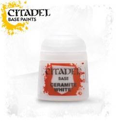 Citadel Paint: Base Ceramite White