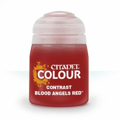 Citadel Paint: Contrast Blood Angels Red