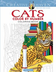 Color by Number: Cats