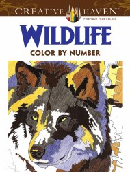 Color by Number: Wildlife