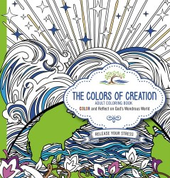 Colors of Creation Adult Coloring Book