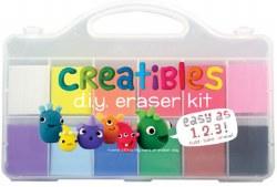 Creatibles: D.I.Y. Eraser Kit