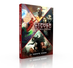 Cypher Systems Rulebook